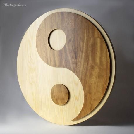 Yin-Yang decorativo