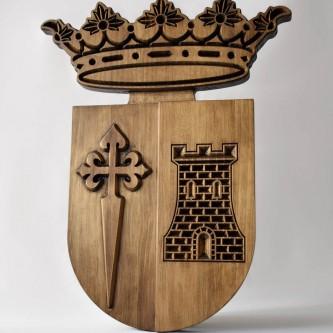 Escudo de municipio.