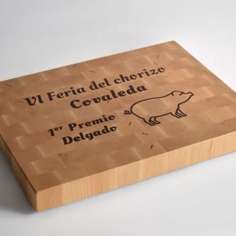 Premio madera gastronomía.